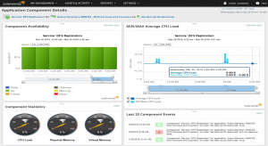 SERVER & APPLICATION PERFORMANCE MONITORING