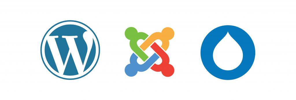 مقایسه امنیتی بین WordPress , Joomla , Drupal