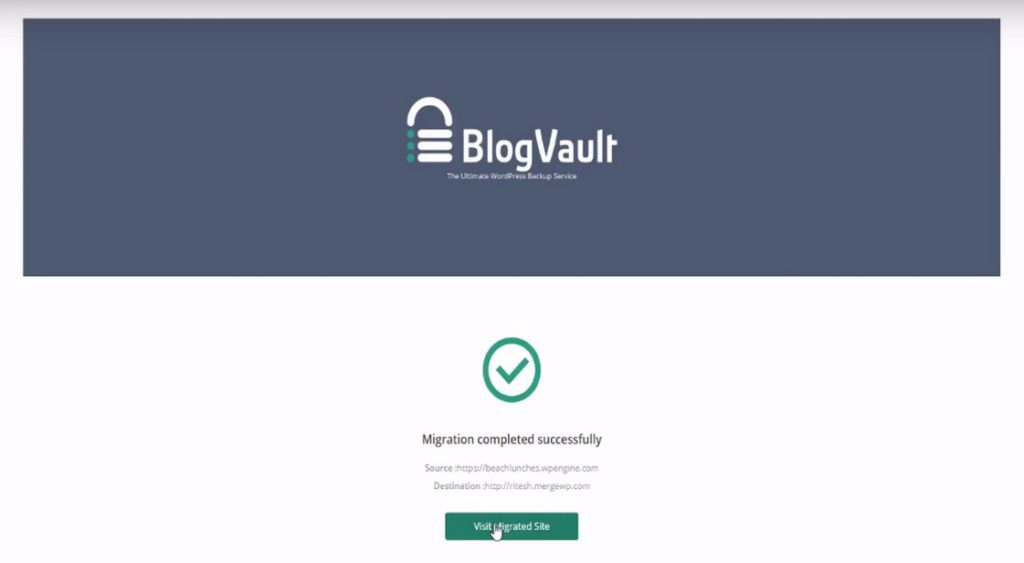 پلاگین برای انتقال سایت های وردپرسی migrate